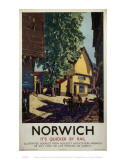 Norwich Horse and Cart