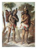 Barbarian Meco Indians