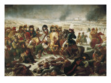Napoleon on the Battle Field of Eylau  9th February 1807