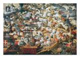 The Battle of Lepanto  7th October 1571