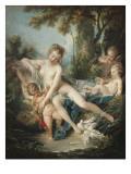 Venus Consoling Cupid