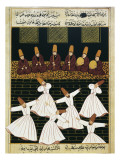 Whirling Dervishes (16th C)