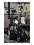 The Artist's Studio (L'Atelier De Corot)