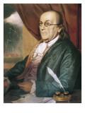 Franklin  Benjamin (1709-1790)