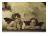 The Sistine Madonna