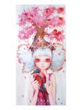 Apple Tree Queen Reproduction d'art par Camilla D'Errico