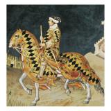 Equestrian Portrait of Guidoriccio Da Fogliano