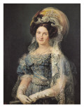 Maria Christina De Bourbon-Sicile  Queen of Spain