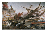 Naval Battle of Lepanto