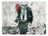Les remords sont pour les morts  Giclée premium par Alex Cherry