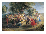 A Peasant Dance