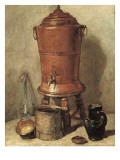 The Copper Drinking Fountain (La Fountain De Couvre)