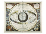 Representation of the Universe as Tycho Brahe