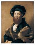 Portrait of Baltazar Castiglione