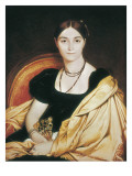 Portrait of Madame Devauçay