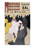 Moulin Rouge: La Goulue