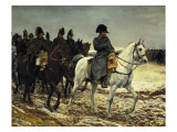 Napoleon on Campaign in France 1814