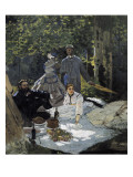 Dejeuner Sur L'Herbe  Chailly (The Luncheon on the Grass)
