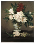 Peonies in a Vase