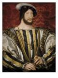 Portrait of François I  King of France