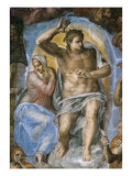 Sistine Chapel  the Last Judgement
