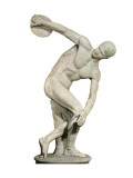 Replica of the Discobolus of Myron