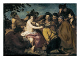 The Triumph of Bacchus or the Drunkards