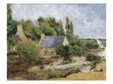 Washerwomen at Pont-Aven (Les Lavandières À Pont-Aven)