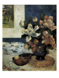 Still Life with a Mandolin