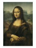 The Mona Lisa or La Gioconda