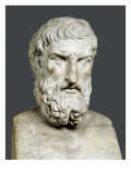 Bust of Epicurus