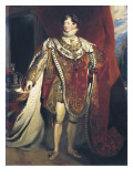 George IV  King of England