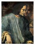 Portrait of Lorenzo De Medici  'The Magnificent' (Ritratto Di Lorenzo Il Magnifico)