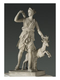 Artemis the Huntress  known as the 'Diana of Versailles'