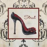 Strut Shoe