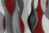 Coalescence (red  gray  black)
