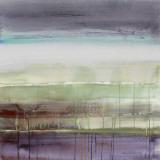 Purple Rain I Reproduction d'art par Lanie Loreth