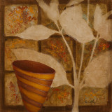 Little Striped Vase II