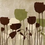 Floral Simplicity I (green)