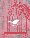 Pink Cage II