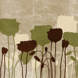Floral Simplicity II (green)