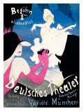 Deutsches Theater Giclée