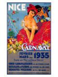Nice Carnaval  c1935