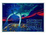 Exposition d'Electricite Marseille