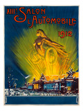Salon de L&#39;Automobile 1912