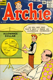 Archie Comics Retro: Archie Comic Book Cover 132 (Aged)