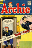 Archie Comics Retro: Archie Comic Book Cover No108 (Aged)