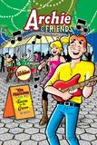 Archie Comics Cover: Archie & Friends No134 The Archies Live