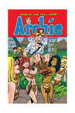 Archie Comics Cover: Archie 621 King Of The Lost Land!