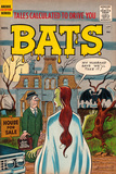 Archie Comics Retro: Bats Comic Book Cover (Aged)